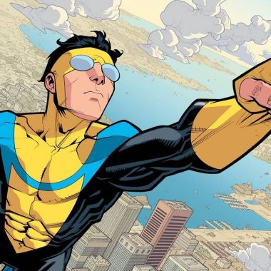 Invincible Cómic