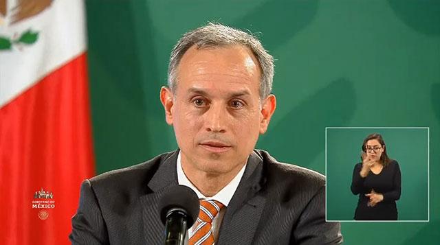 Subsecretario de Prevención y Promoción de la Salud, Hugo López-Gatell