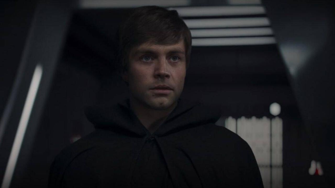 The Mandalorian no planeaba el cameo de Luke Skywalker