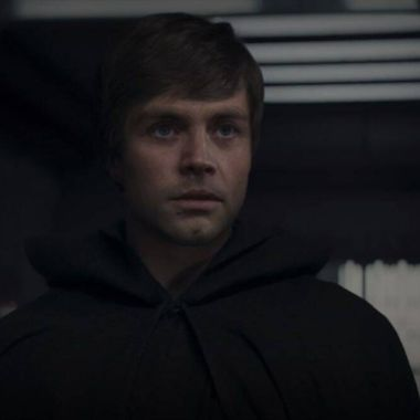The Mandalorian no planeaba el cameo de Luke Skywalker