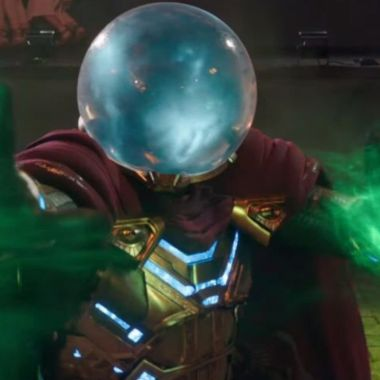 Mysterio en Spider-Man Far From Home