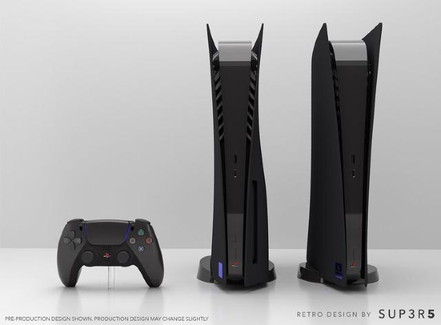 Lanzan PlayStation 5 inspirado en el PS2