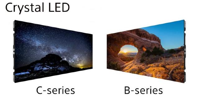 Sony comenzará a vender pantallas modulares Crystal LED