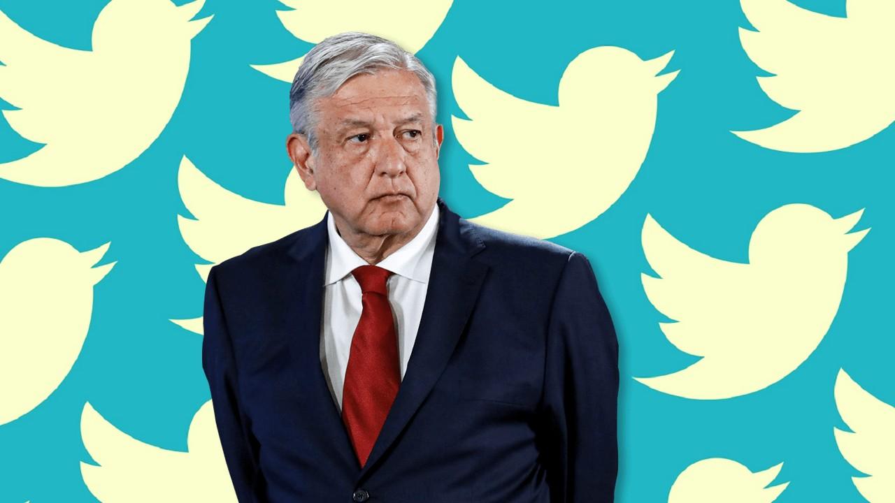 Amlo vs Twitter