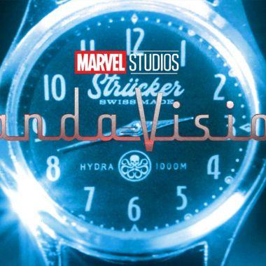 WandaVision reloj del barón Strucker