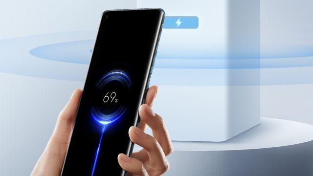 Xiaomi presentó su sistema de carga a distancia
