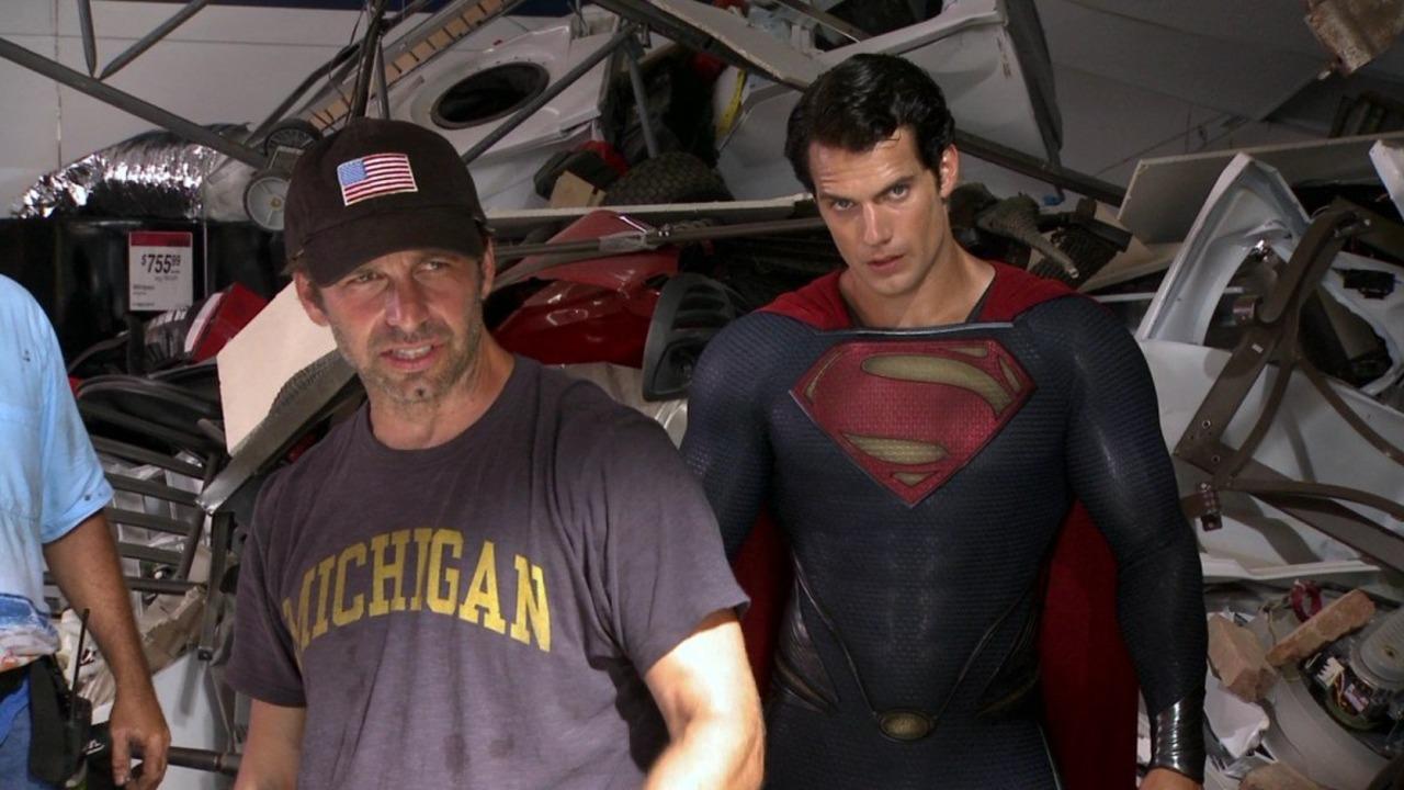 Zack Snyder considera que DC es más popular que Marvel