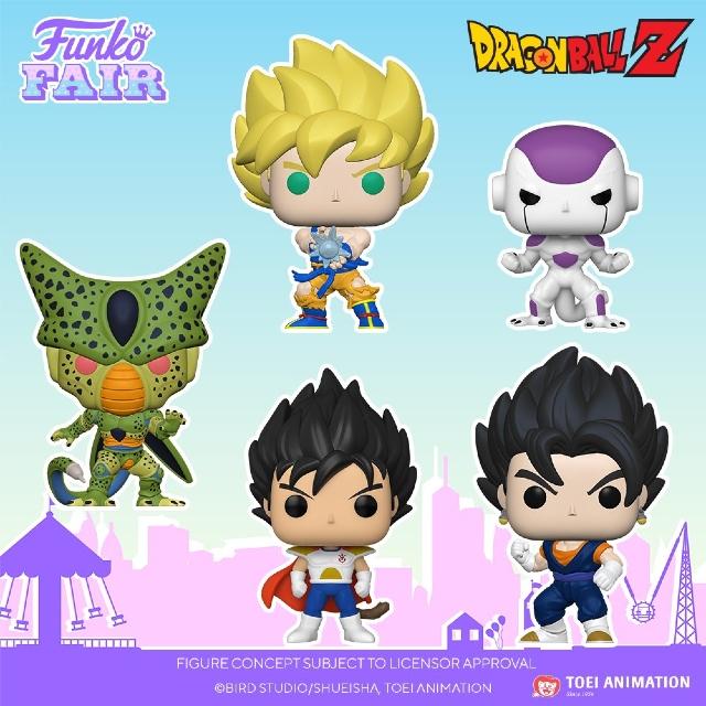 Funko Dragon Ball Z 2021