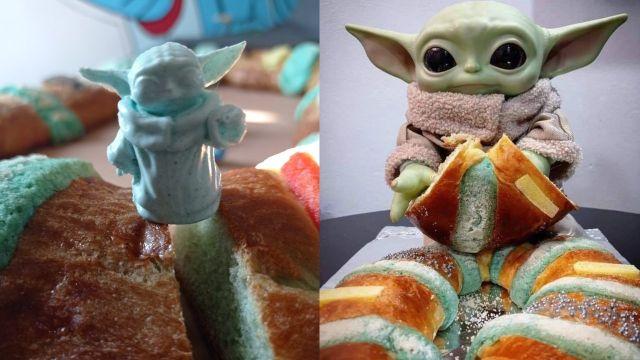 Historiadora defiende rosca de Baby Yoda