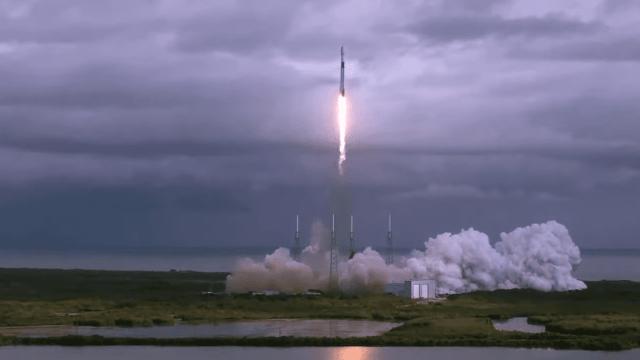 SpaceX lanzamiento Falcon 9