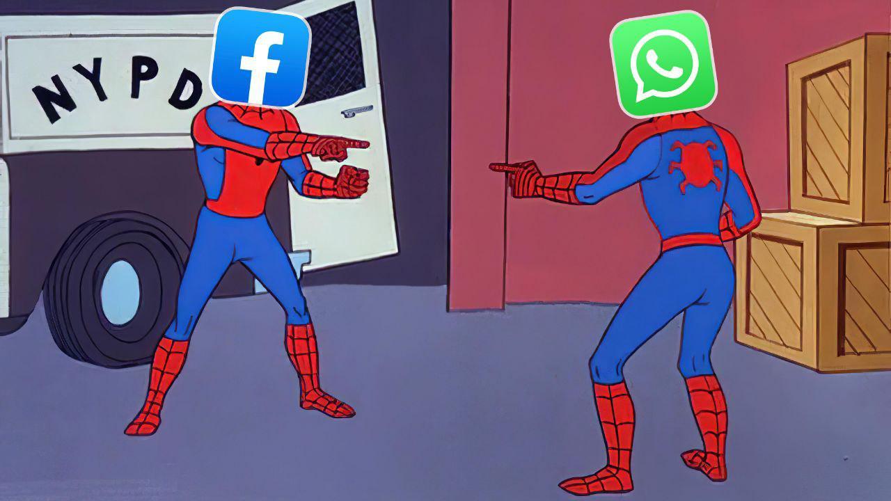 Facebook y Whatsapp, Telegram