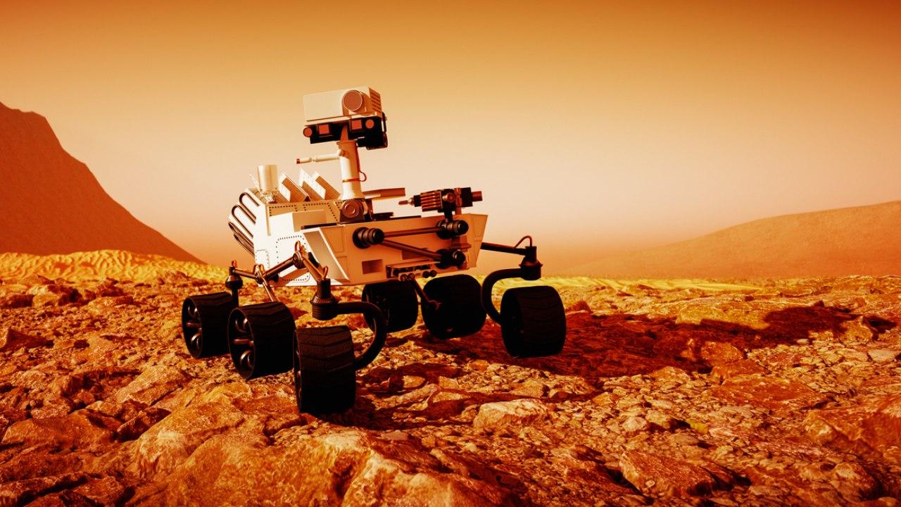 China pide ayuda para nombrar su rover que llegará a Marte