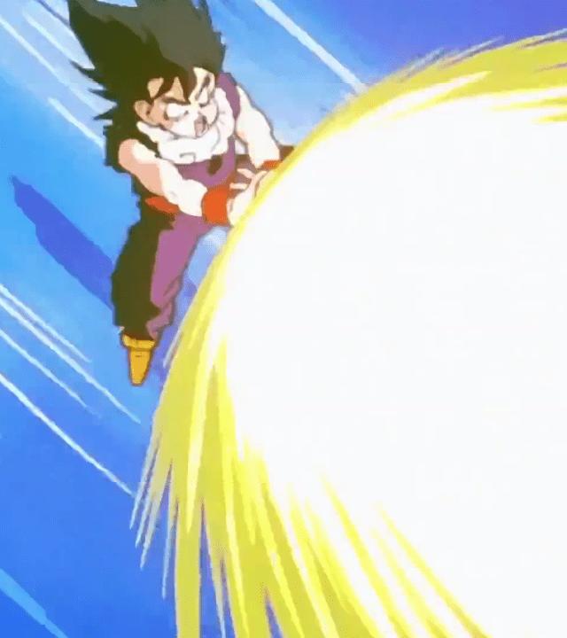 dragon ball técnica especial gohan