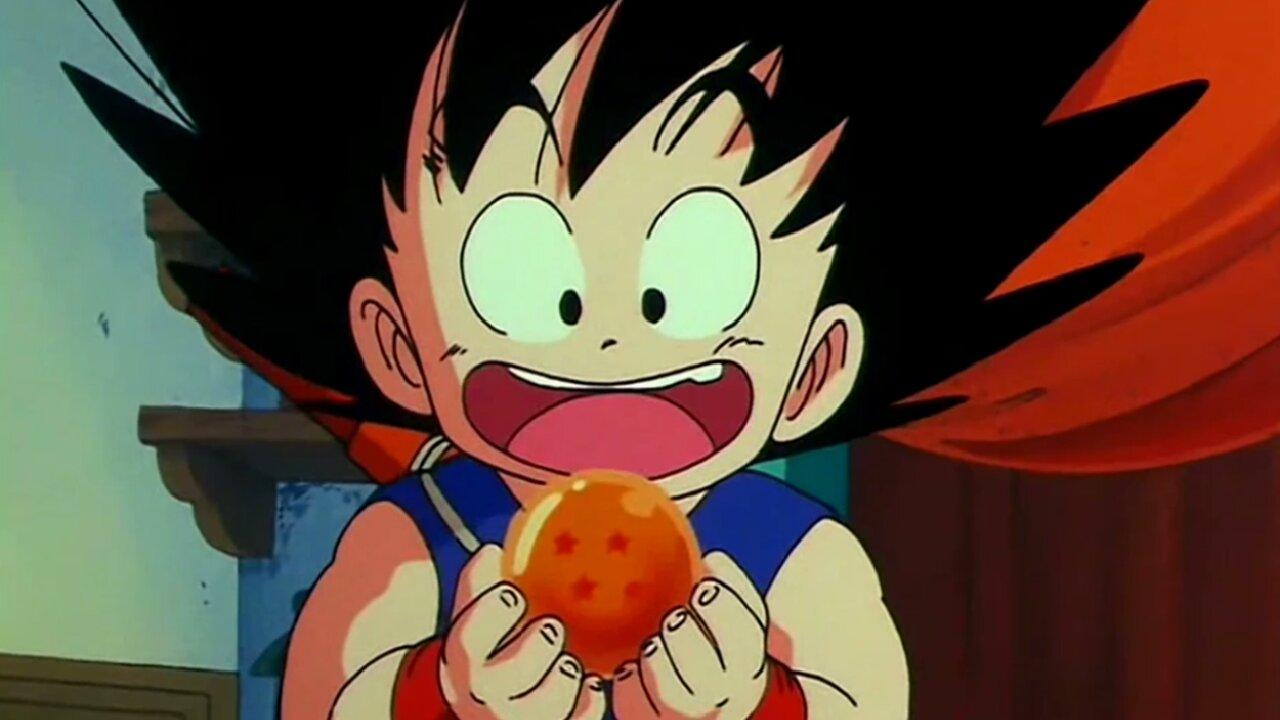 goku dragon ball primera emisión méxico