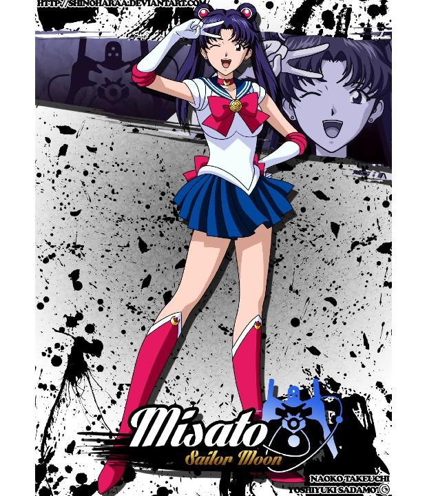 Fan Art_ Artista realiza un visionario crossover al vestir a grandes chicas del anime con uniforme de Scouts