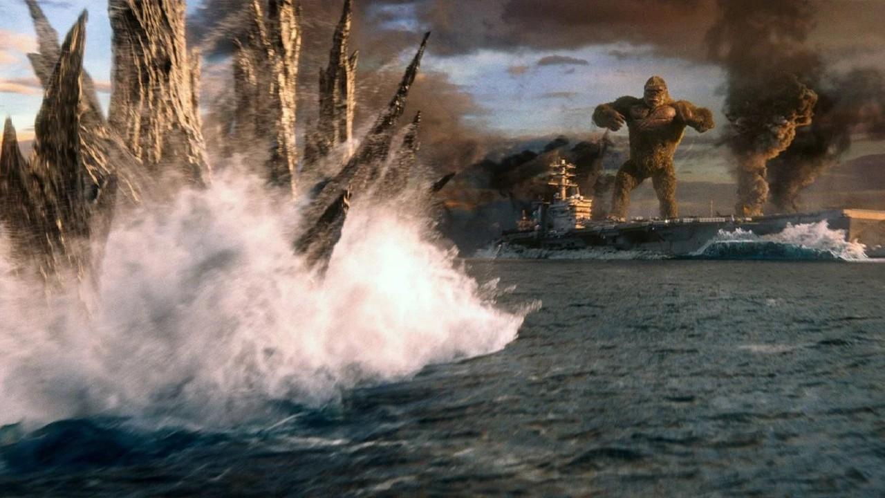 Godzilla vs. Kong también incluirá una arriesgada pelea subacuática