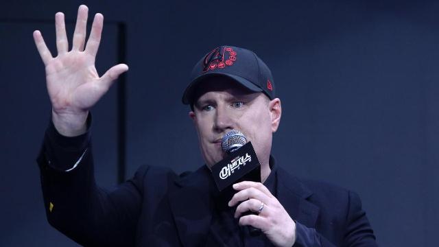 Kevin Feige descarta un crossover de Marvel y Star Wars