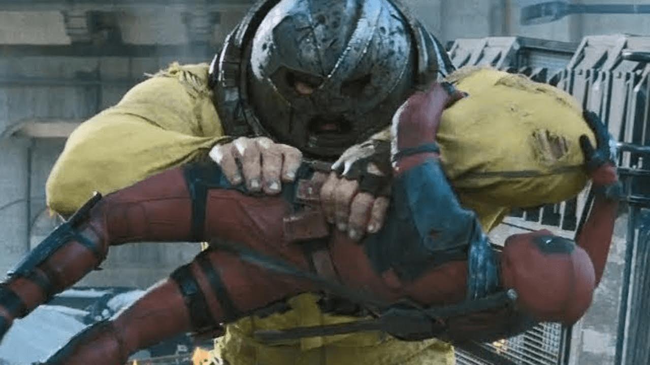 deadpool juggernaut x-men marvel disney