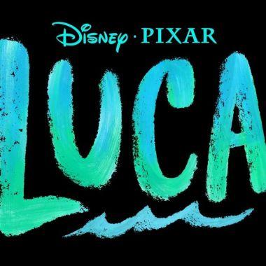 Logo de Luca, la nueva película de Pixar