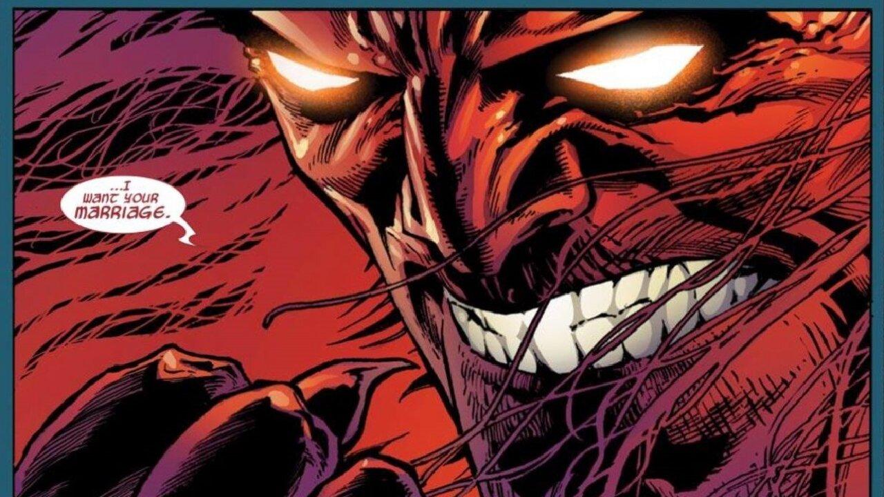 mephisto one more day marvel comics