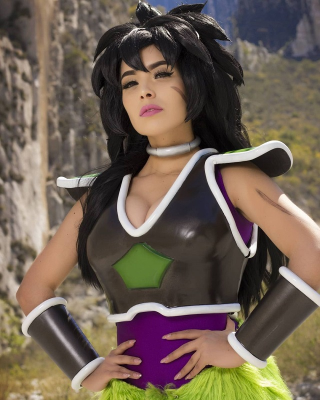 Cosplay Broly