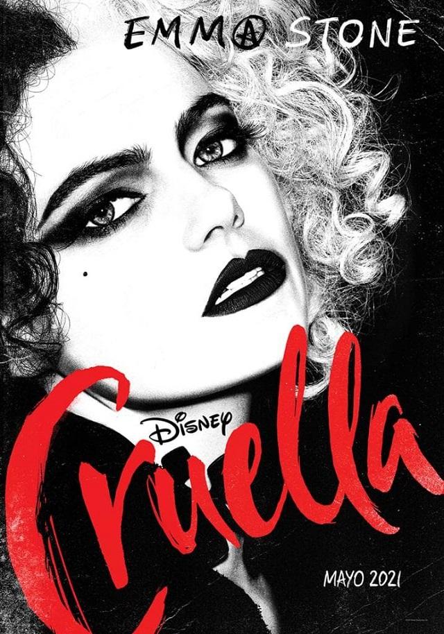 Nueva imagen película Cruella