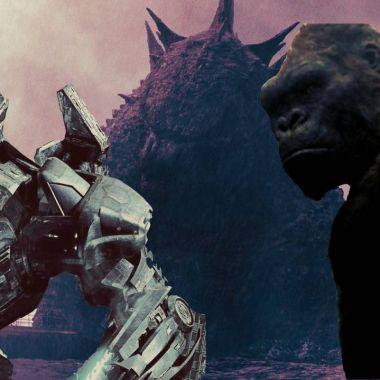 Pacific Rim Godzilla vs Kong