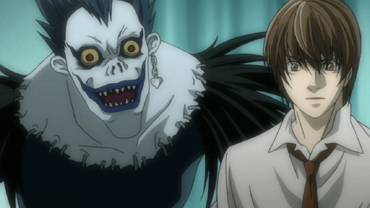 death note light yagami madhouse