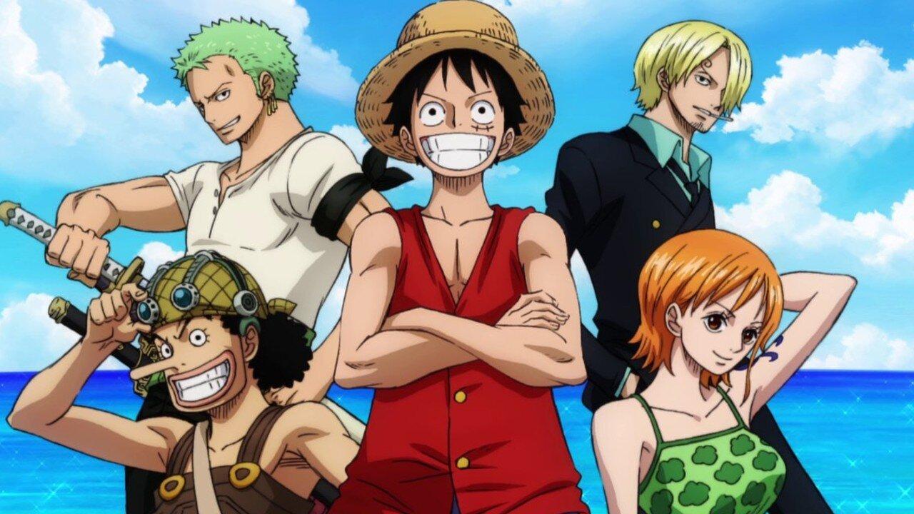 one piece pluto tv anime