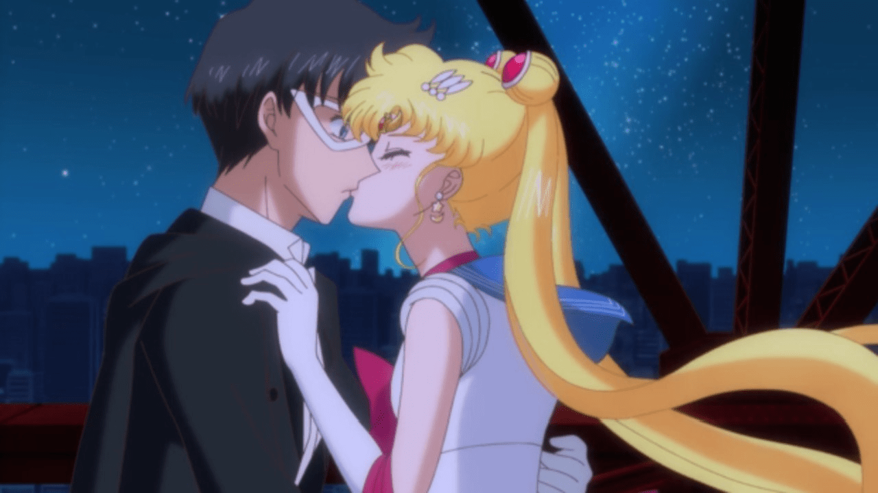 sailor moon tuxedo mask toei animation