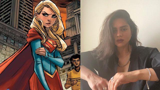 The Flash tendrá a Supergirl interpretada por Sasha Calle