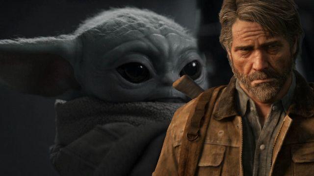Fanart Joel Baby Yoda