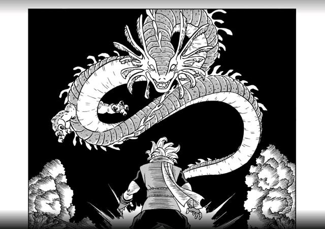 Trombon Dragon Ball Super