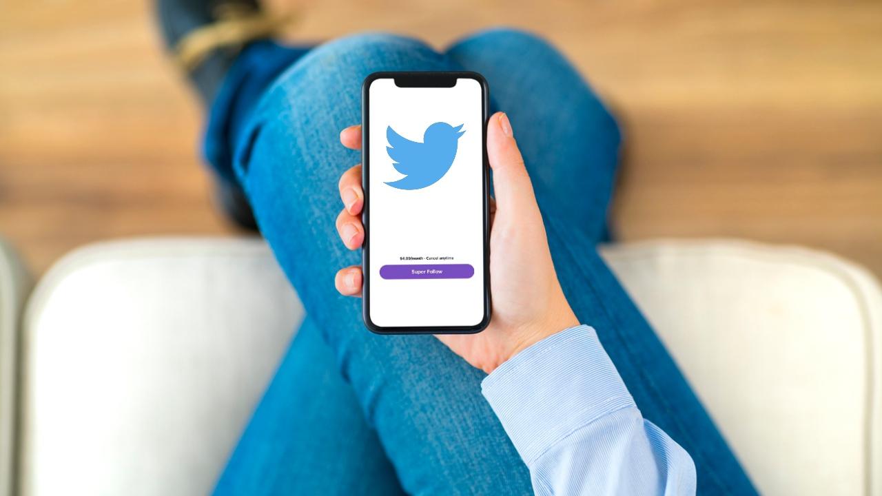 Twitter presentó Super Follow