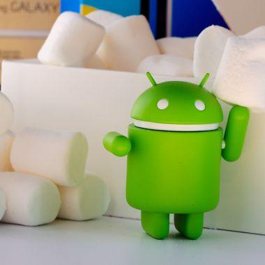 android mascota