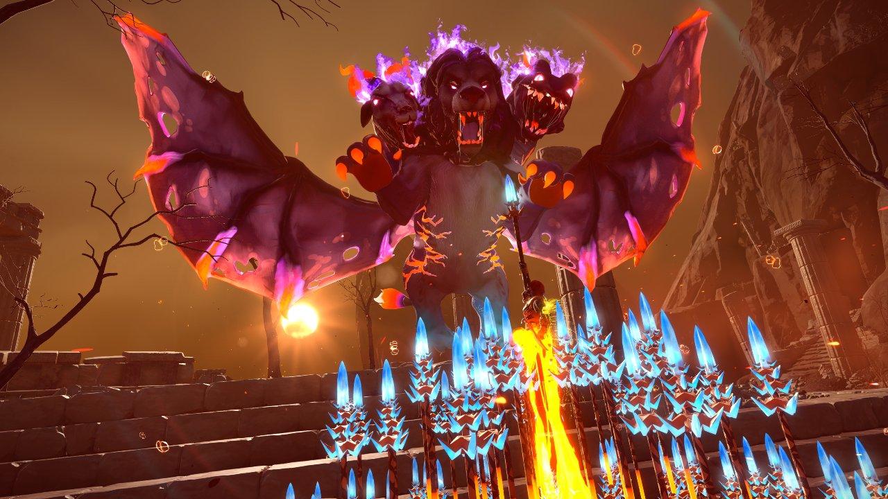 Immortals Femnyx Rising