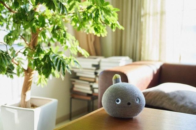 Nicobo, el adorable robot gatito de Panasonic