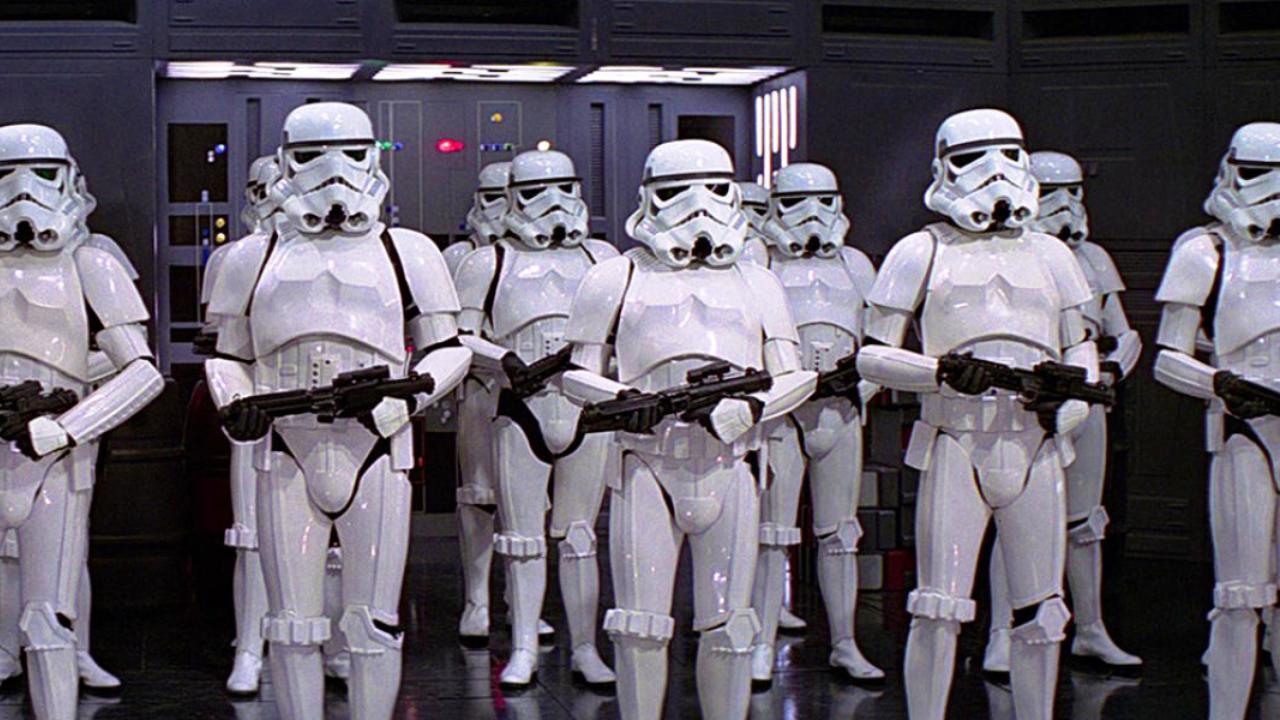 stormtroopers star wars