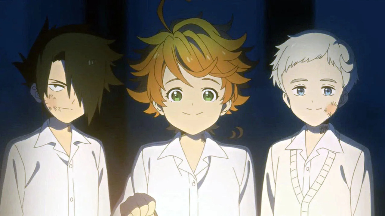 the promised neverland personajes