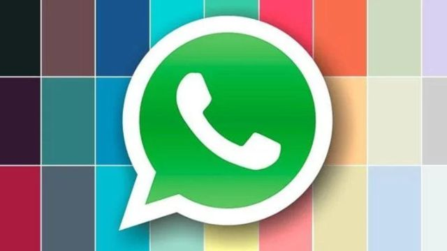 whatsapp web color