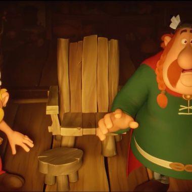Astérix Asterix: el secreto de la poción mágica