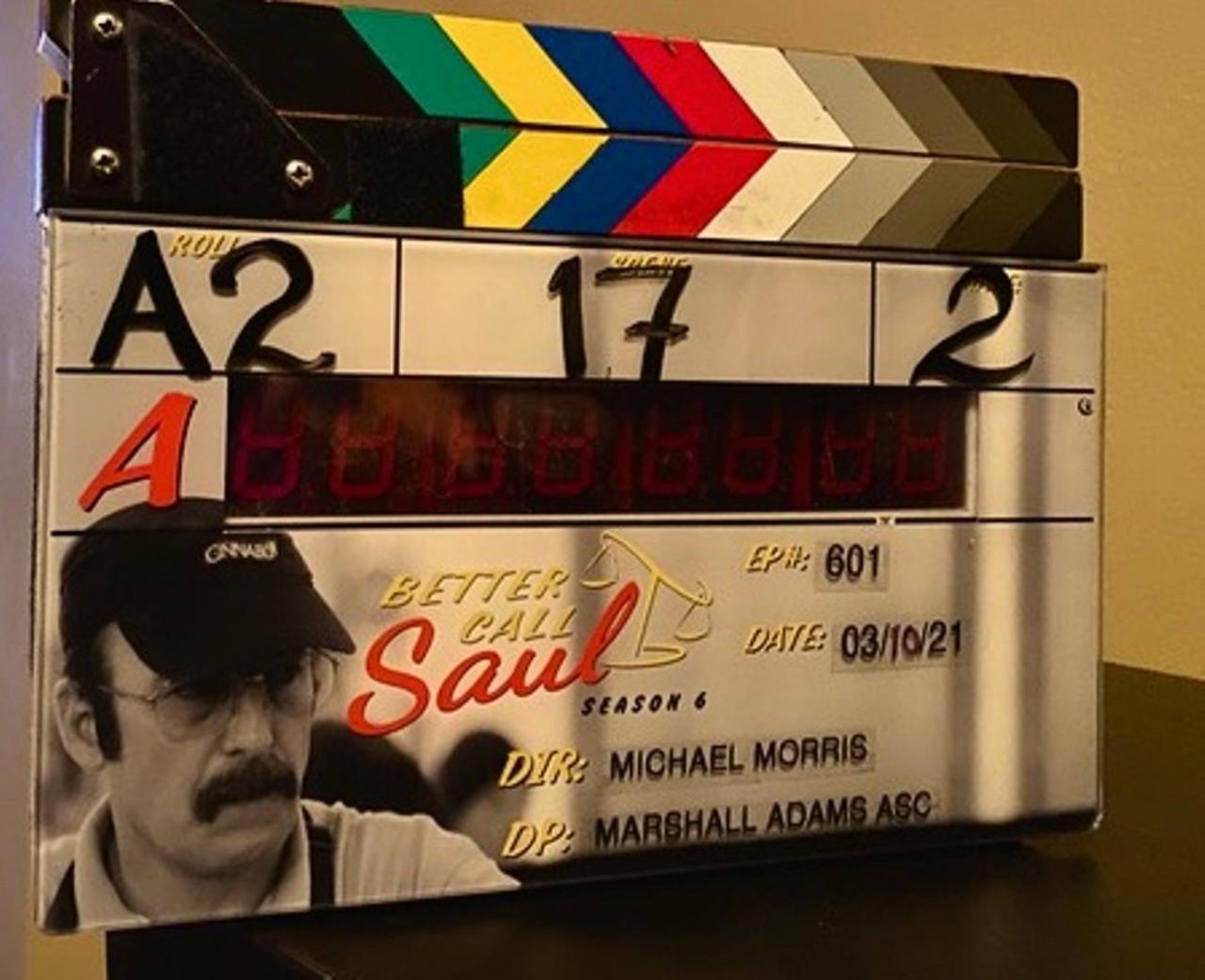 Better Call Saul rodaje sexta temporada