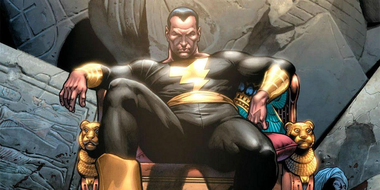 Comic Black Adam