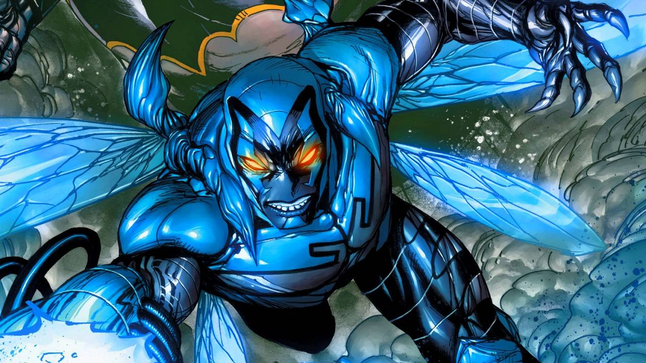 Blue Beetle de DC Comics tendrá película