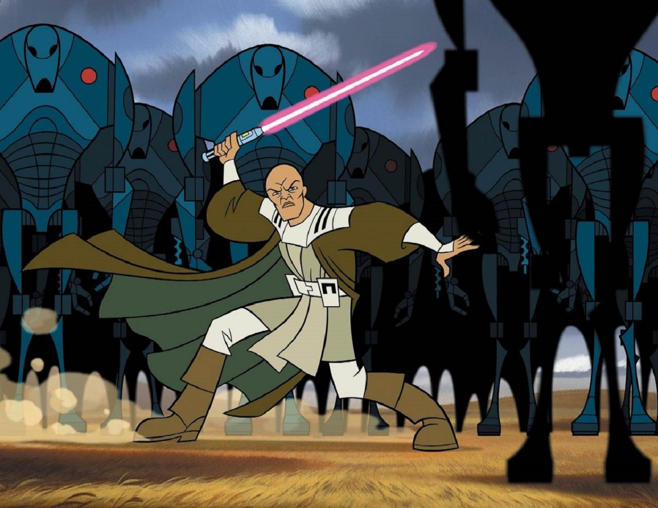 Clone Wars Serie Animada Star Wars Disney+