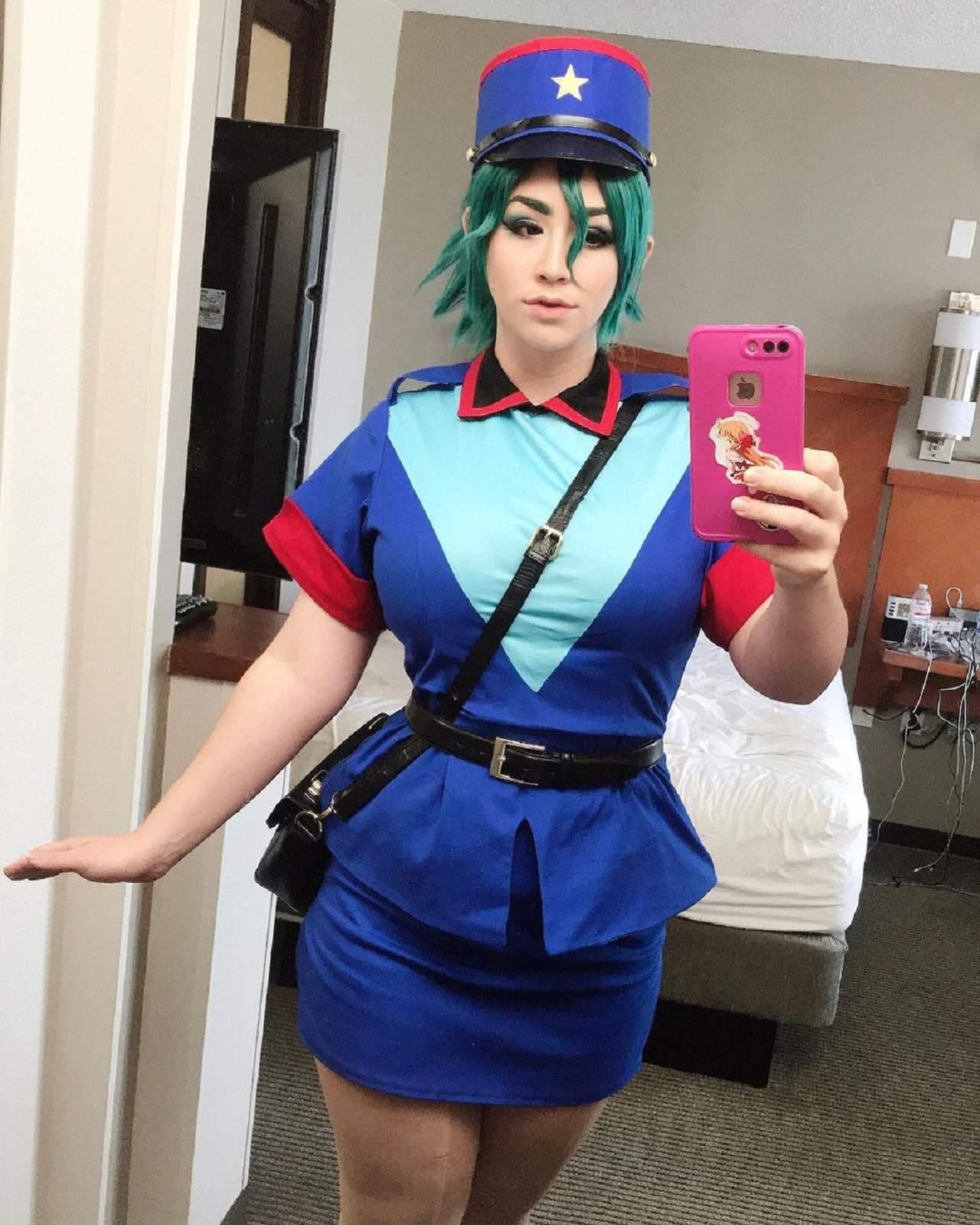 Oficial Jenny de Pokémon