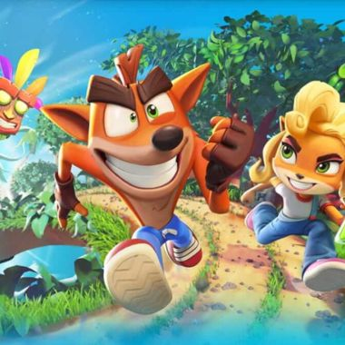 Crash Bandicoot para móviles iOS Android Gratis