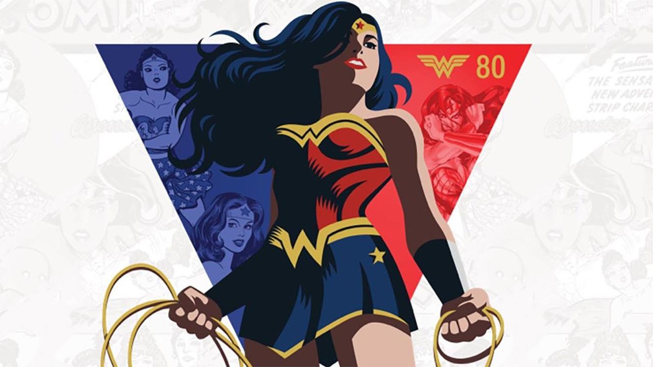 Wonder Woman 80 años evento DC Comics