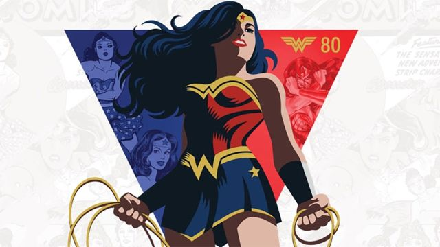 Wonder Woman 80 años evento DC Comics