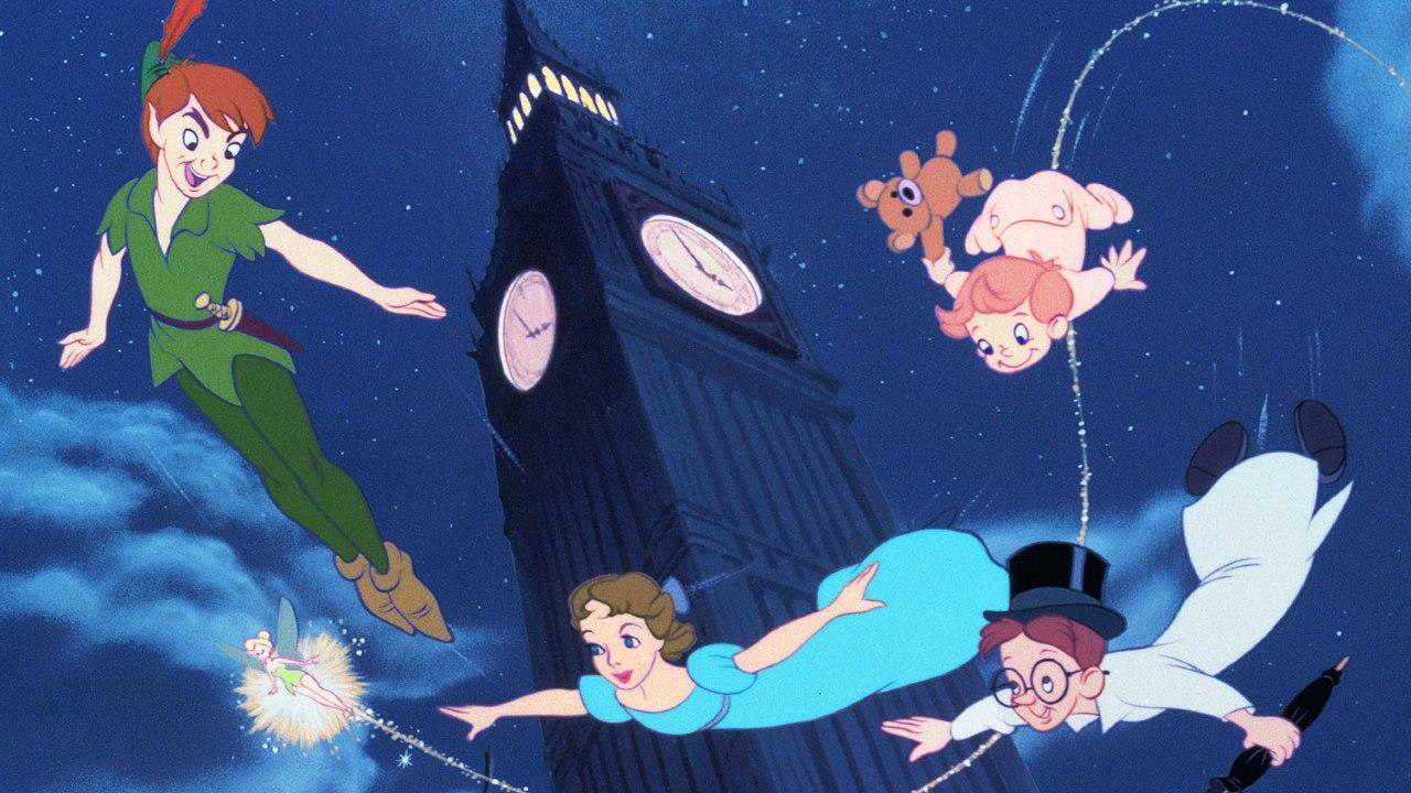 Peter Pan & Wendy Disney inicio rodaje live action